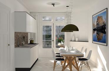 brederodestraat-keukenblok